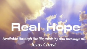 Real Hope–Part 1