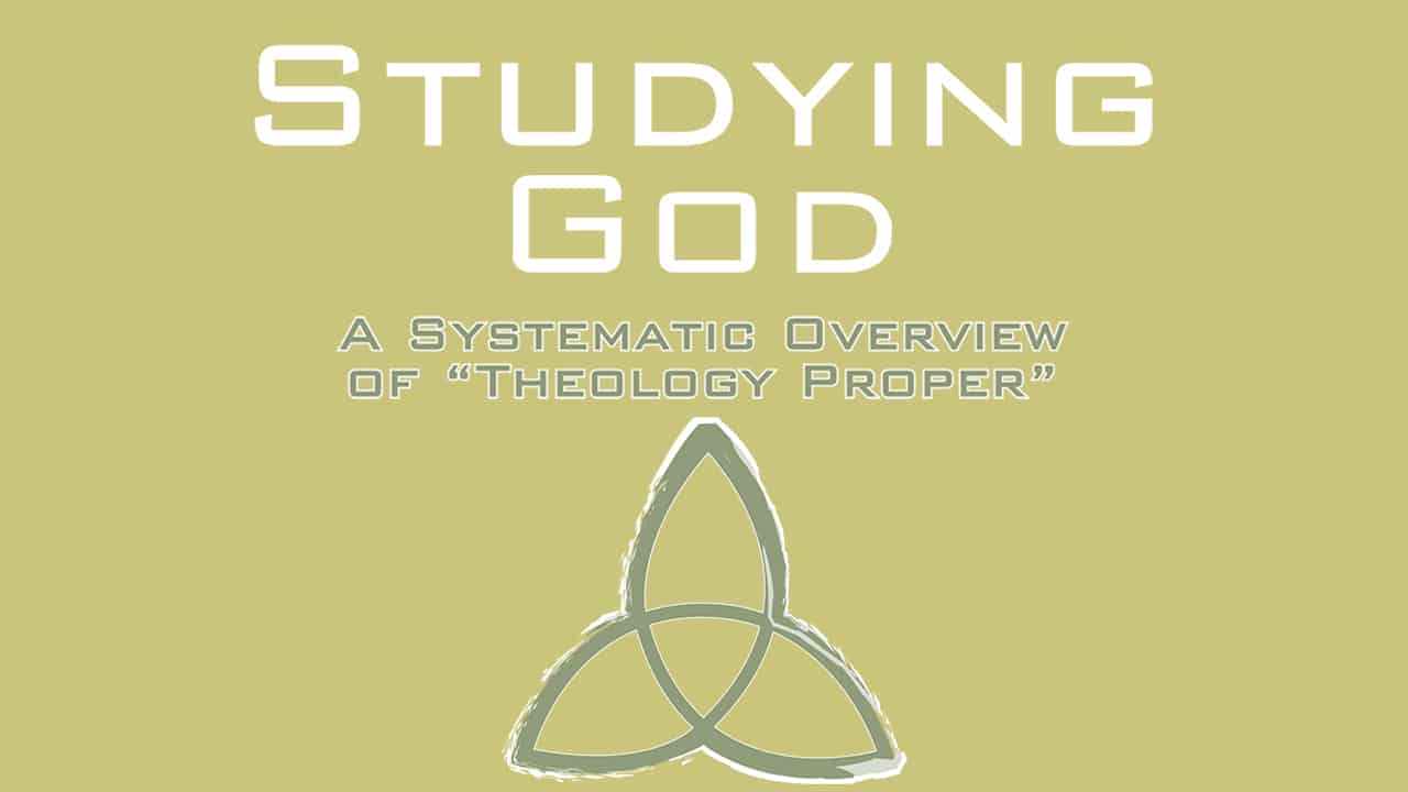 Studying God Series