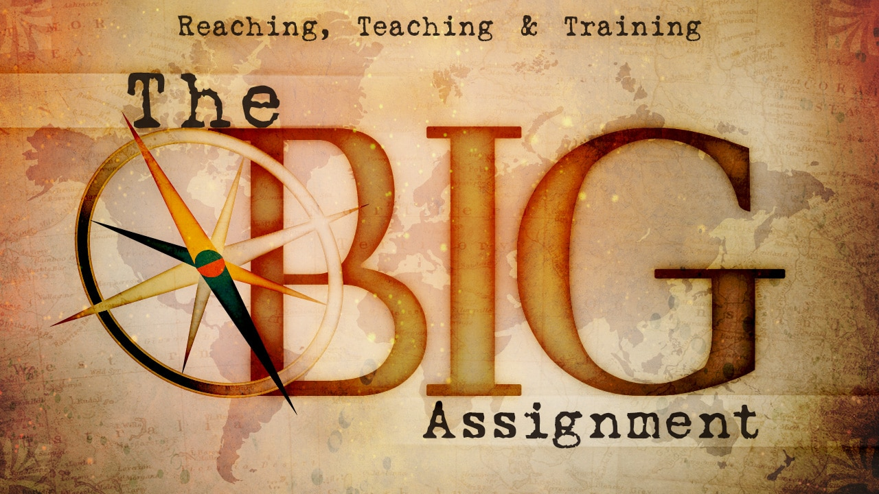 The Big Assignment–Part 1