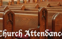 Devotional Church Attendance